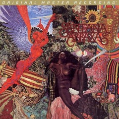 SANTANA - ABRAXAS GOLD CD