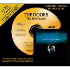 The Doors - The Soft Parade Gold CD