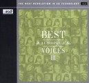 Best Audiophile Voices Vol. 3 XRCD2