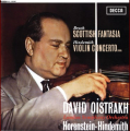 David Oistrakh & London Symphony Orchestra: Bruch - Scottish Fantasia / Hindemith - Violin Co...