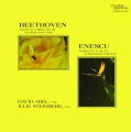 Beethoven: Sonata in G Major, op. 96 / Enescu: Sonata No. 3 op. 25