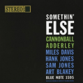 Cannonball Adderley - Somethin\' Else