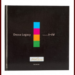 Decca: Supreme Stereophonic Legacy (4-Disc-Set)
