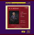 Marriner - Mozart: Three Divertimenti for Strings
