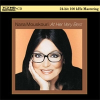 Nana Mouskouri - At her very best K2HD