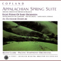 Keith Clark & Pacific Symphony Orchestra: Copland - Appalachian Spring Suite & Eight Poem...