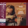 Gidon Kremer - Johann Sebastian Bach: Sonatas And Partitas For Violin (BMV 1001 - 1006)